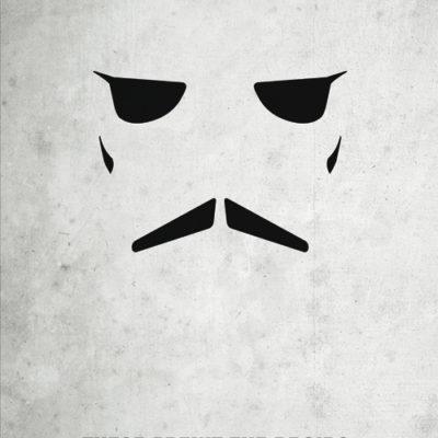 Star Wars Minimalistic Poster