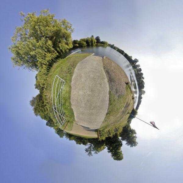 Tiny Planets - Mote Park