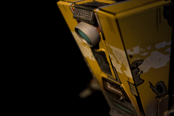 Figurine Emotion - Borderlands Claptrap