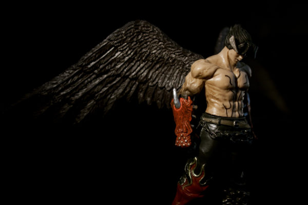 Figurine Emotion - Devil Jin Tekken