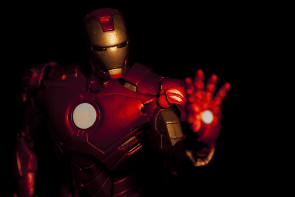 Figurine Emotion - Iron Man