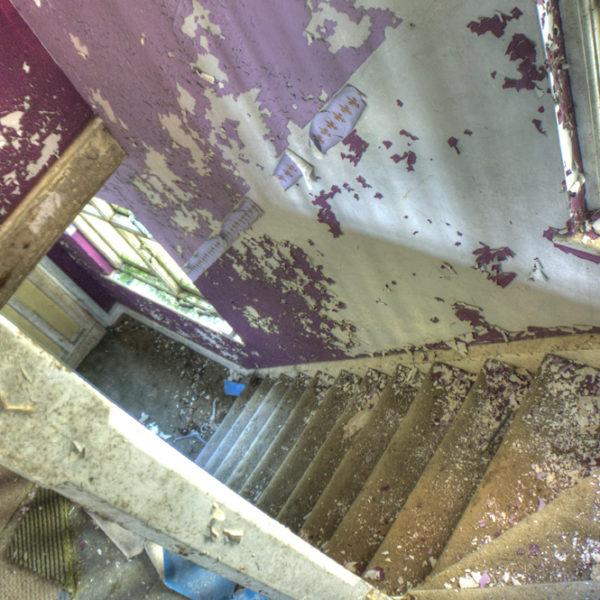 Abandoned Manor House
