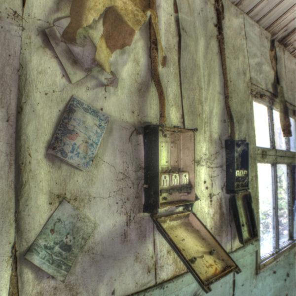 Abandoned Laboratory