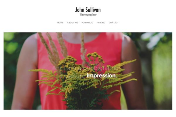 John Sullivan Photographer
